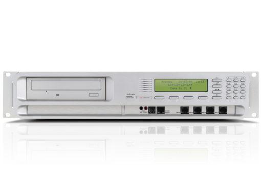 Callrecorder ISDN front