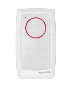 Voicebird white frontside