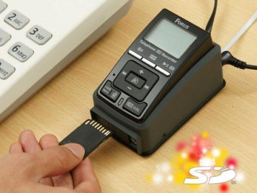 Forus FSC-1000 SD kaart